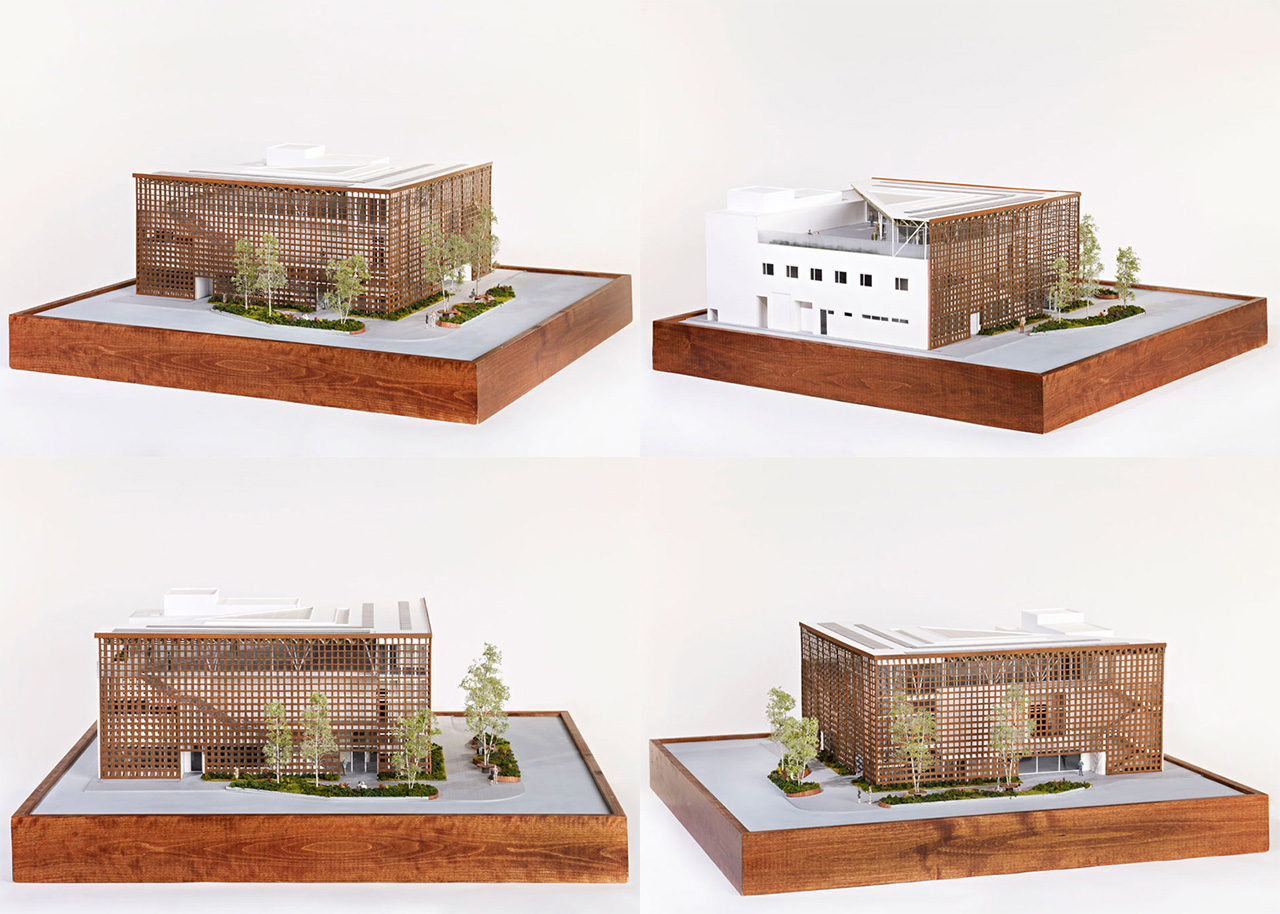 Floor Plan Interest The Aspen Art Museum Opens New Home By Shigeru Ban