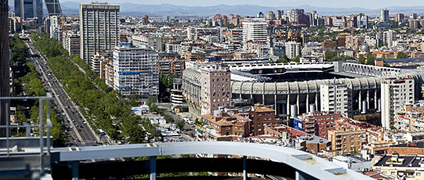Madrid Panorama Metalocus