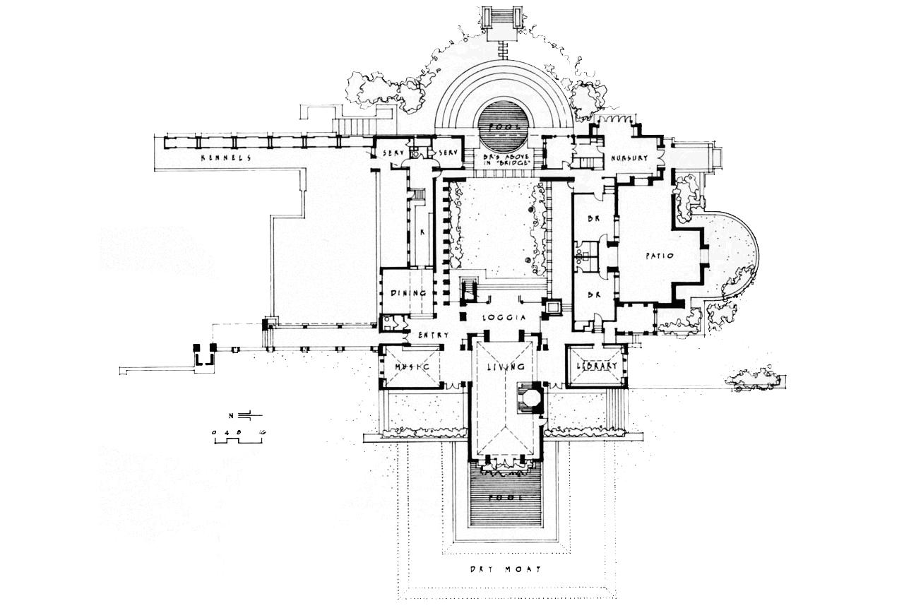La Casa Hollyhock De Frank Lloyd Wright Reabre En Febrero