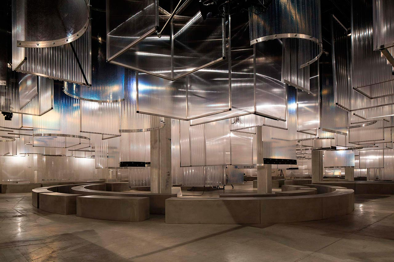 Prada Fashion Show Rem Koolhaas