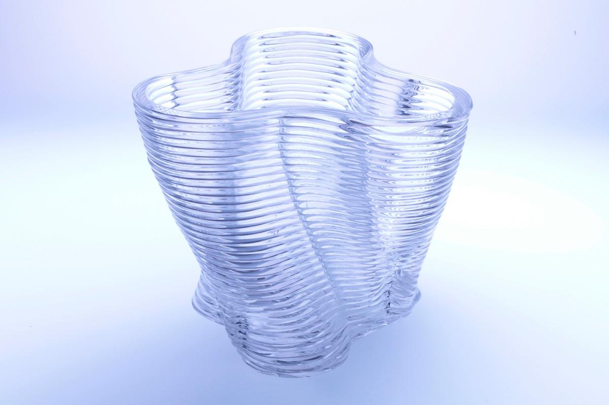 La impresión 3D llega al vidrio