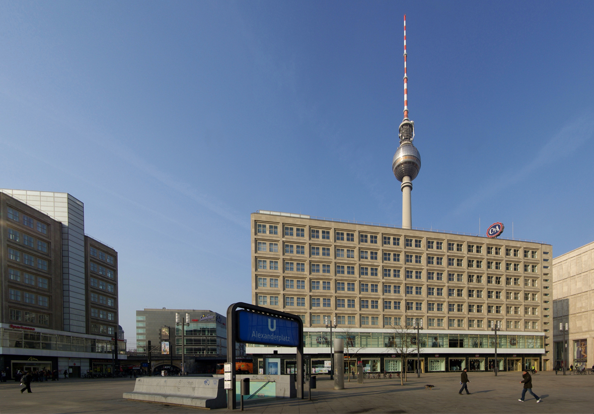 Berolinahaus At Alexanderplatz By Peter Behrens Metalocus