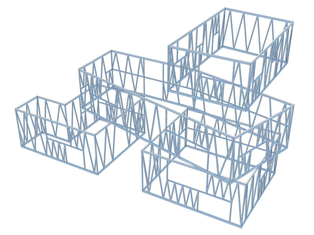Marc Mimram completes Strasbourg School of Architecture. | METALOCUS