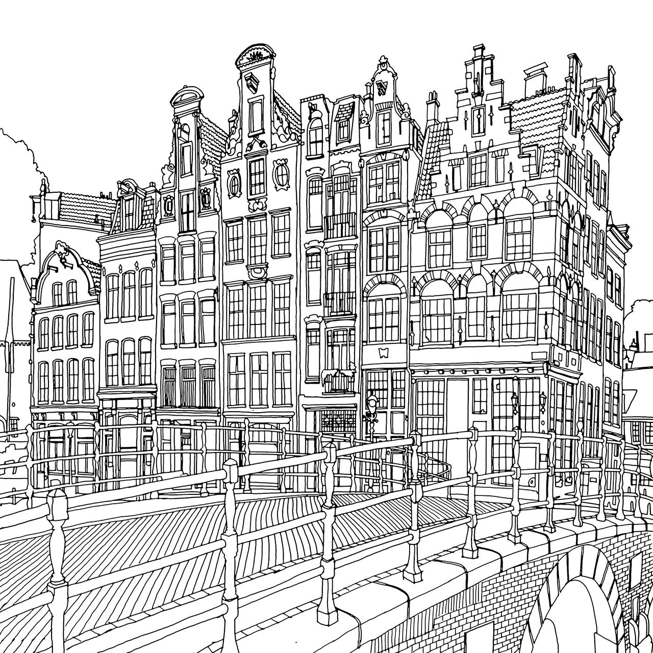 Fantastic Cities Ciudades Fant 225 Sticas Por Steve Mcdonald