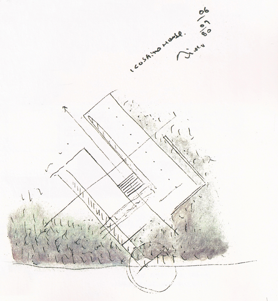 Koshino house site plan house plans for House site plan