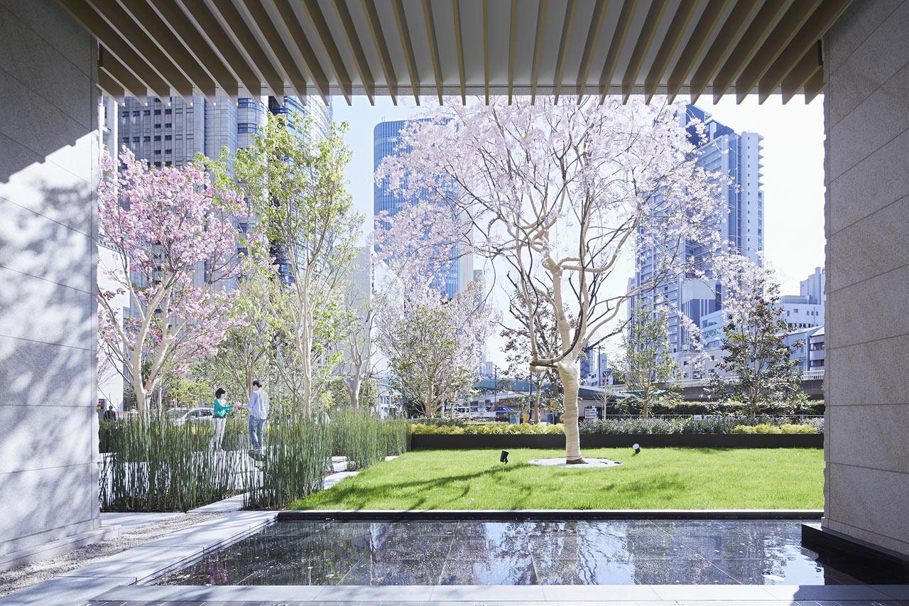 Mitsui Garden Hotel Osaka By Stgk Metalocus