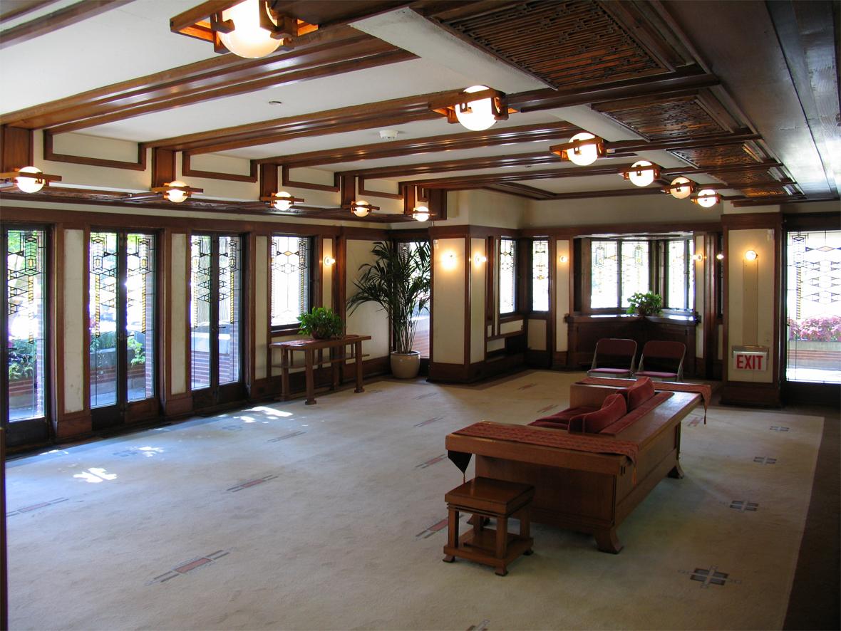 Frank Lloyd Wright Arizona >> El mejor ejemplo de las Casas de la Pradera: La Casa Robie   METALOCUS