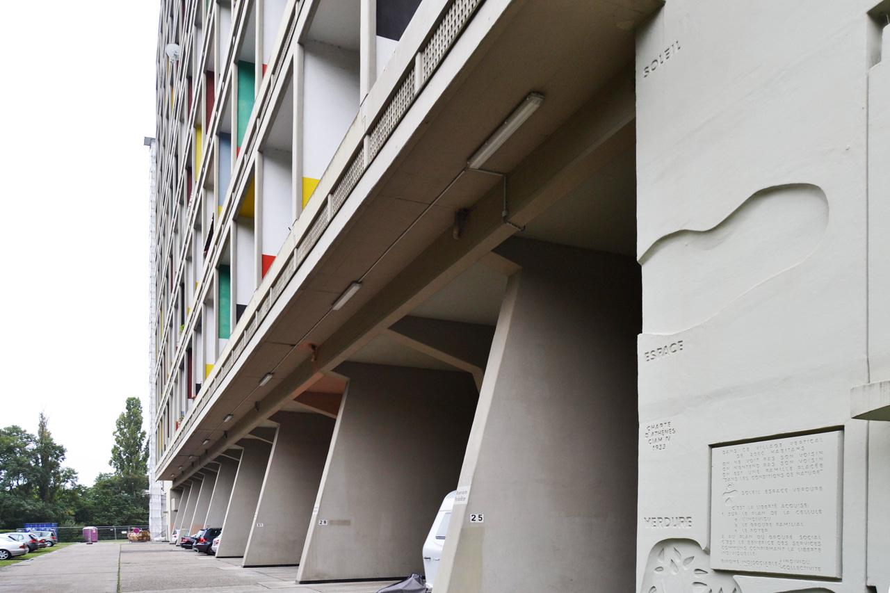 le corbusier la unit d 39 habitation de berl n metalocus. Black Bedroom Furniture Sets. Home Design Ideas