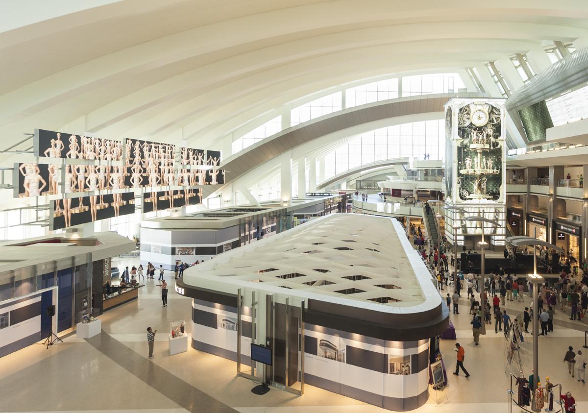 Transformation Of Los Angeles International Airport