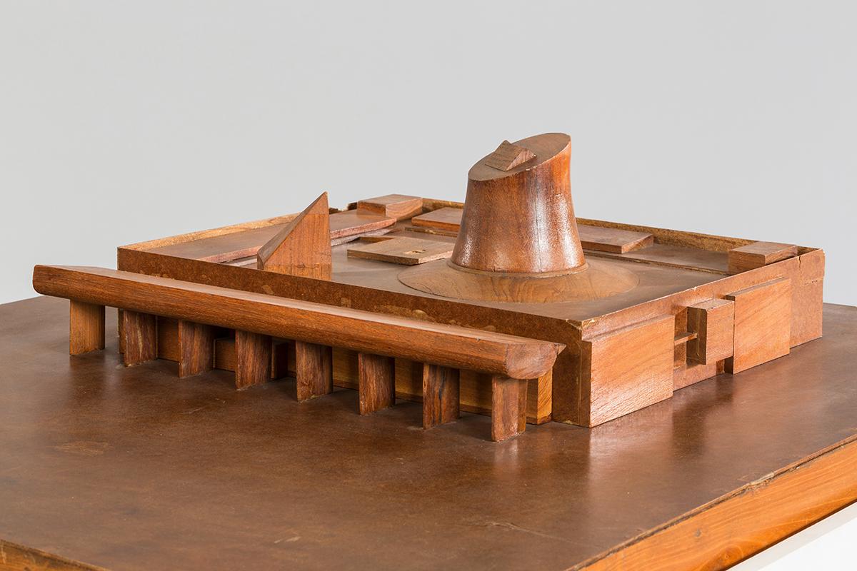 Le corbusier and the question of brutalism metalocus for Architecture en bois