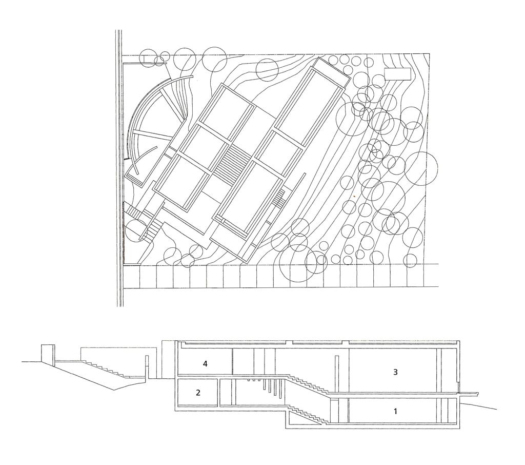 Metalocus Gonzalocandel Ando 11 1024 Koshino House Site Plan 1 On Koshino House Site Plan