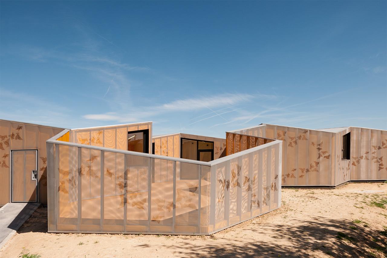 Minimod system by mapa metalocus for Arquitectura modular