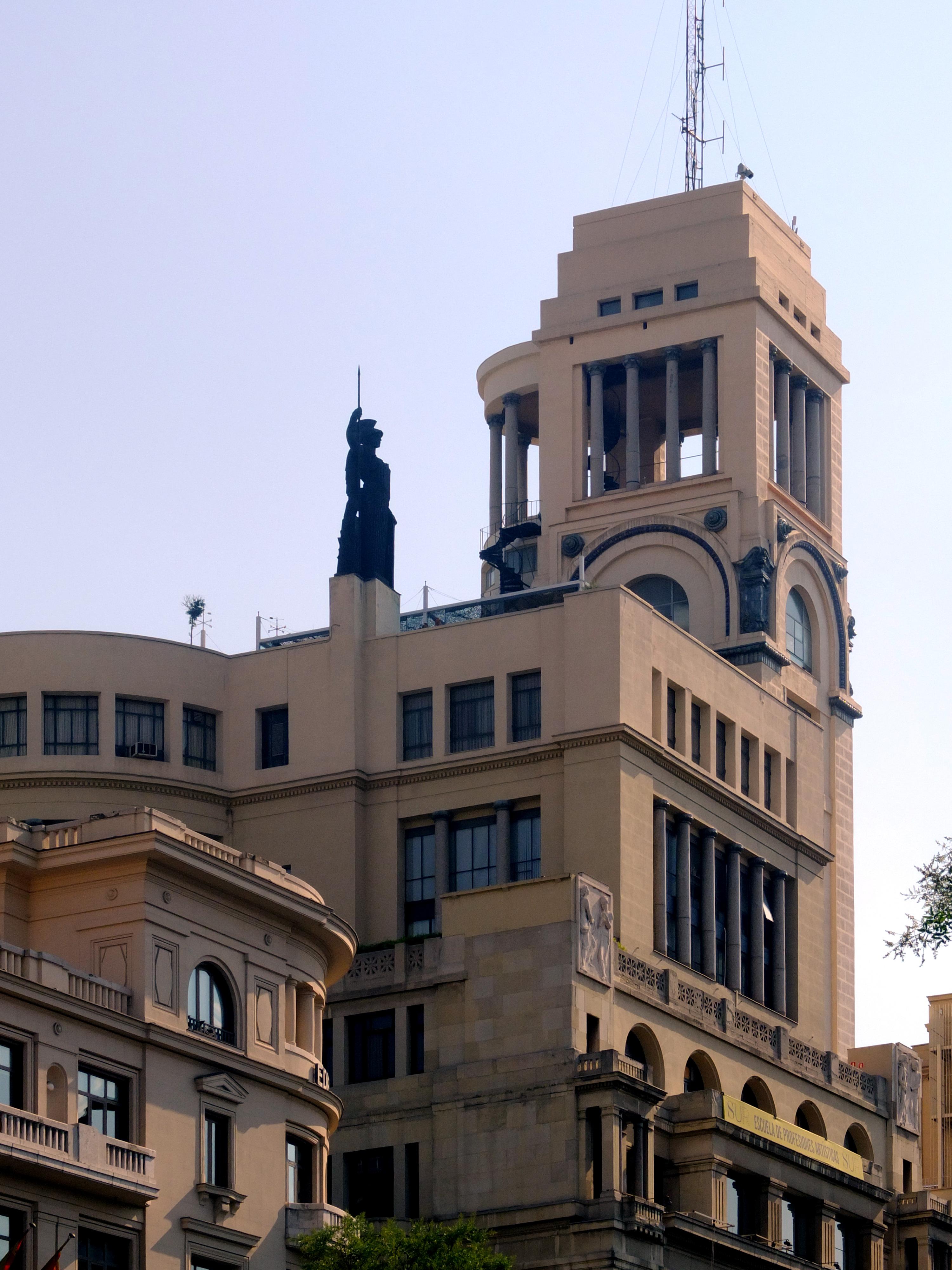 Antonio palacios arquitecto de madrid metalocus - Arquitecto de interiores madrid ...