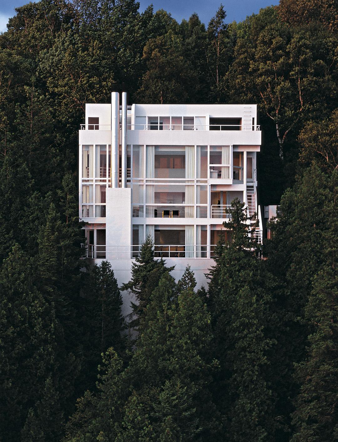 douglas house Original by me #acad #acad_whiz #douglas #house #meier #richard #whiz.