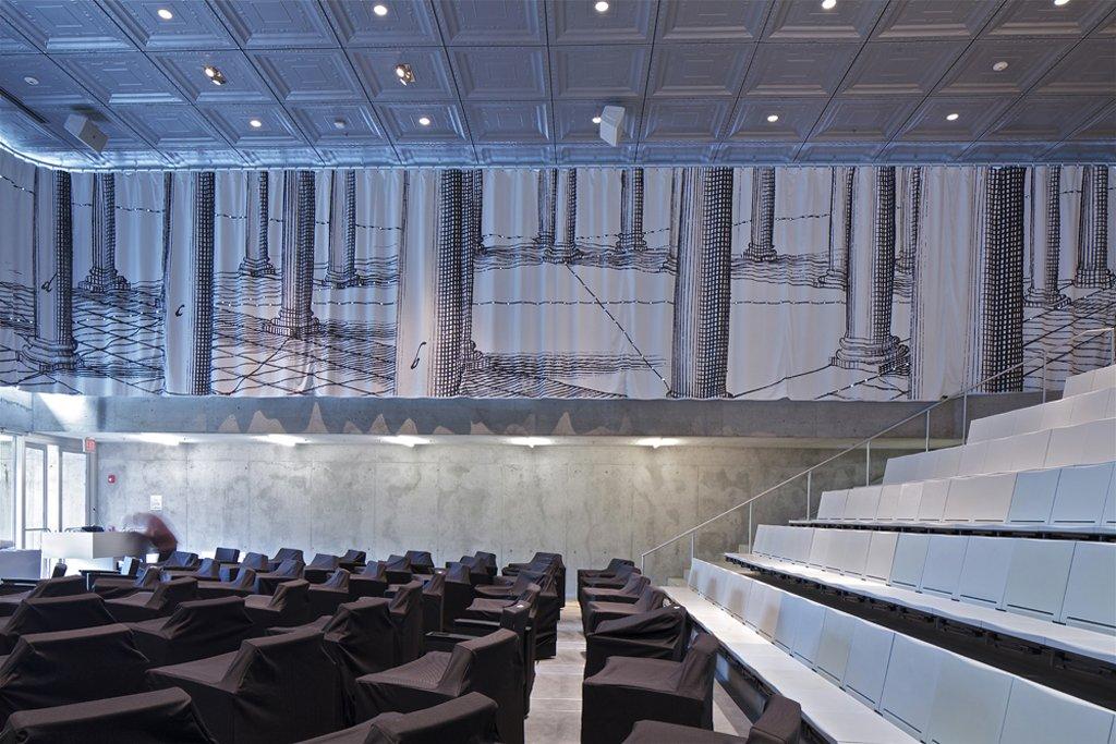 Re set dutch pavilion by petra blaisse metalocus - Cornell university interior design program ...