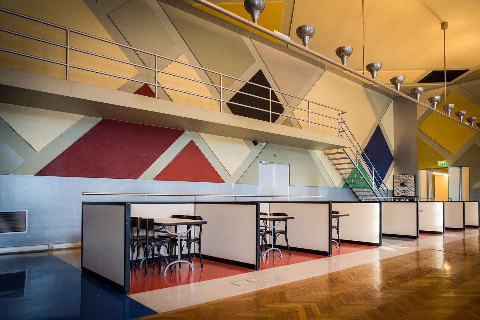 caf aubette o como habitar una pintura metalocus. Black Bedroom Furniture Sets. Home Design Ideas