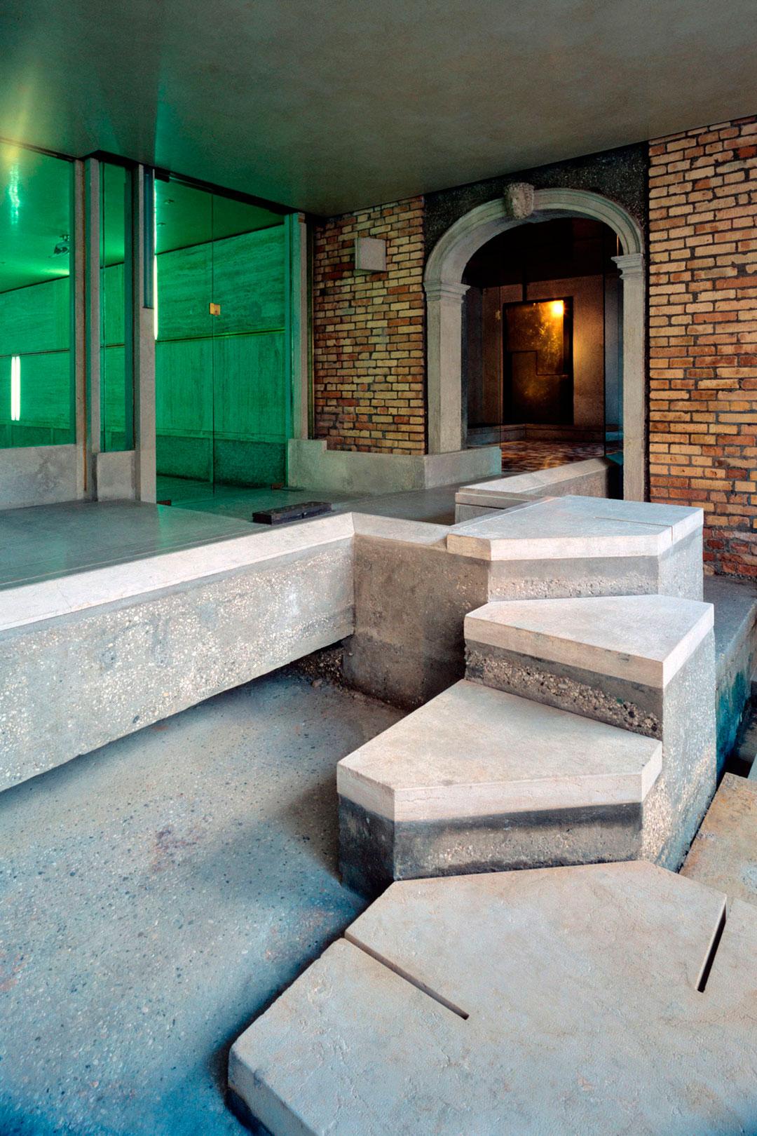 The Architecture Of Details Palazzo Querini Stampalia By