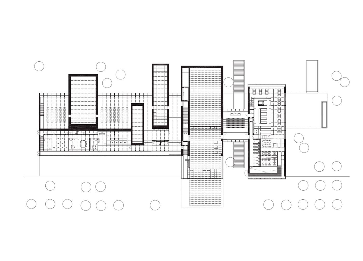 Soulages Museum Rcr Arquitectes Metalocus