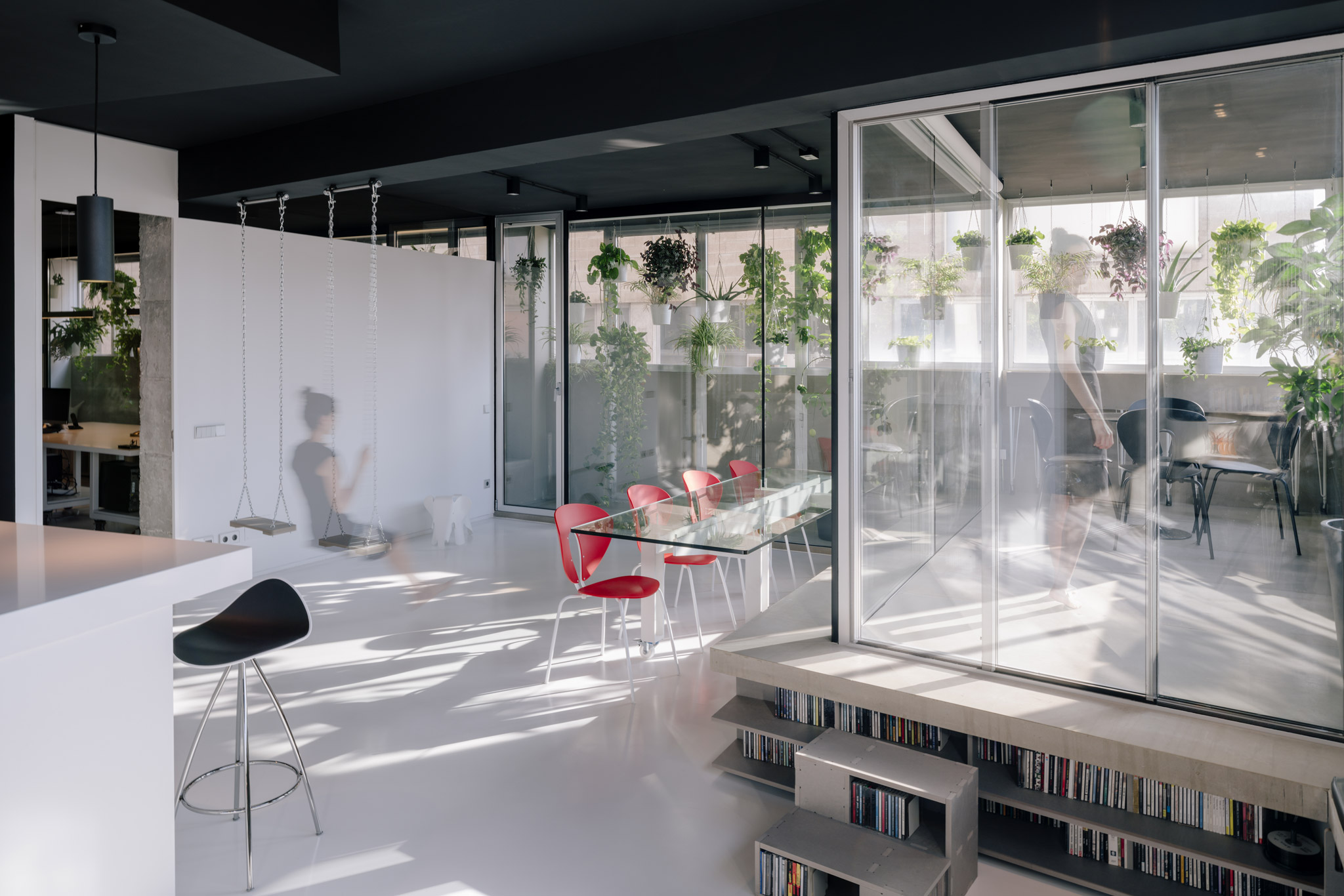 Ctrl green reconversi n de un espacio industrial en - Ets arquitectura madrid ...