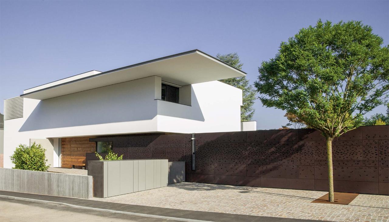 Sol House By Alexander Brenner Architekten Metalocus