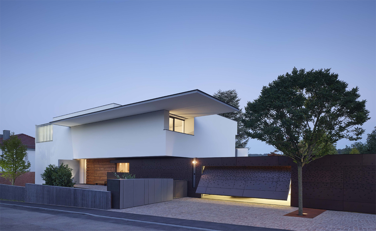 sol house by alexander brenner architekten metalocus. Black Bedroom Furniture Sets. Home Design Ideas