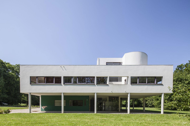 Modern Architecture Villa Savoye Le Corbusier S Machine Of Inhabit Metalocus