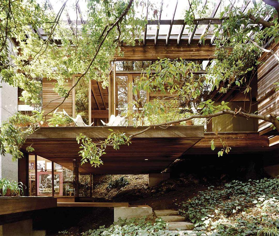 New York Floor Plans In Residence Ray Kappe Metalocus