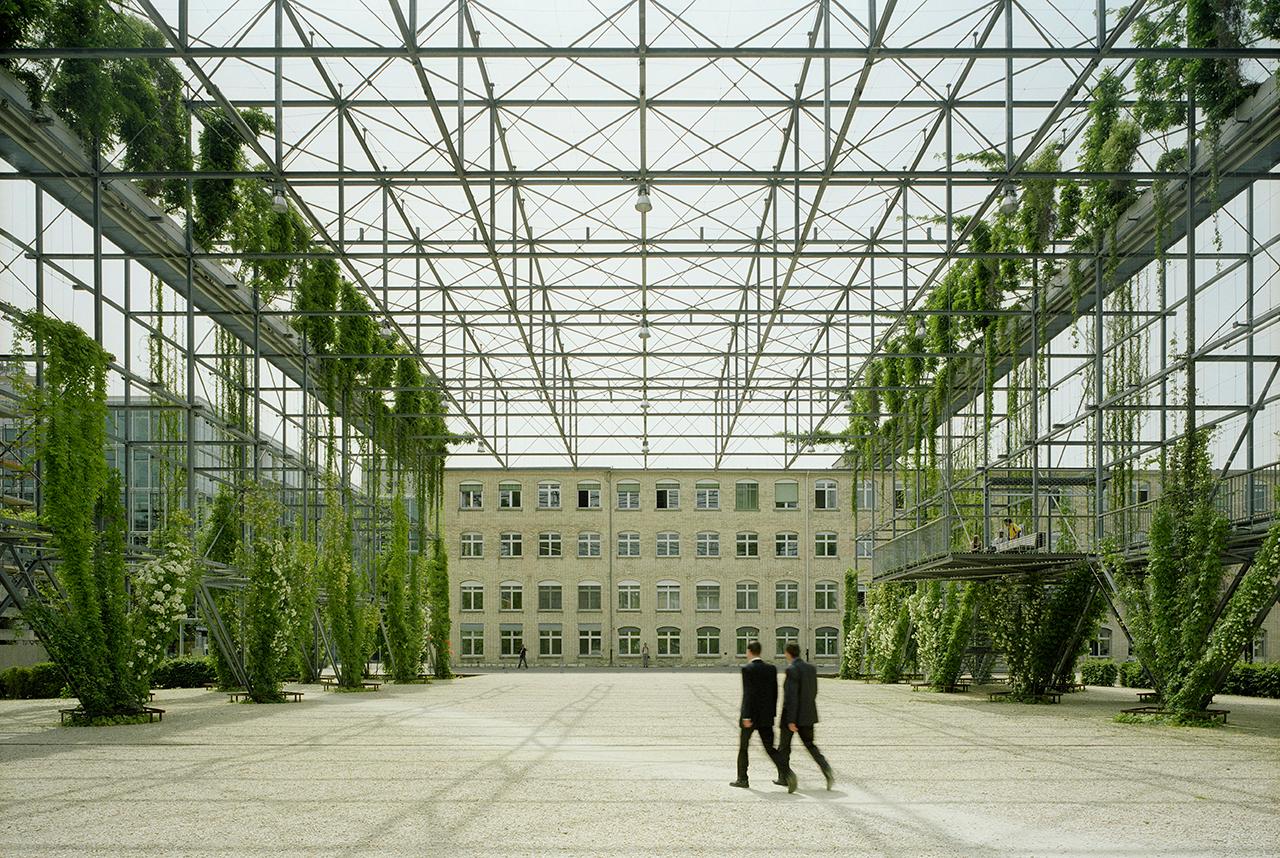 Furniture Planning Revisiting The 90s Mfo Park In Zurich Metalocus