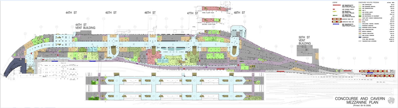 A new terminal under grand central the east side access for 1214 fifth avenue floor plans