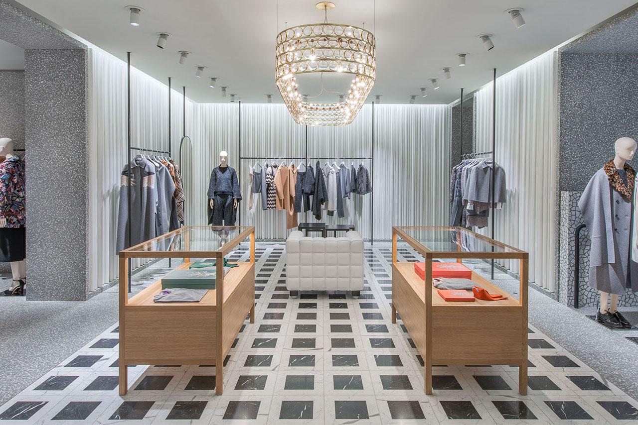 Valentino New York Flagship Store By David Chipperfield Metalocus