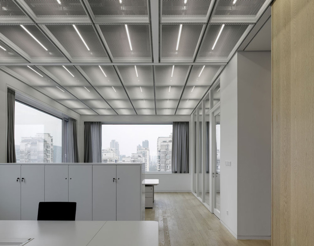 Office Building Moganshan Road By David Chipperfield