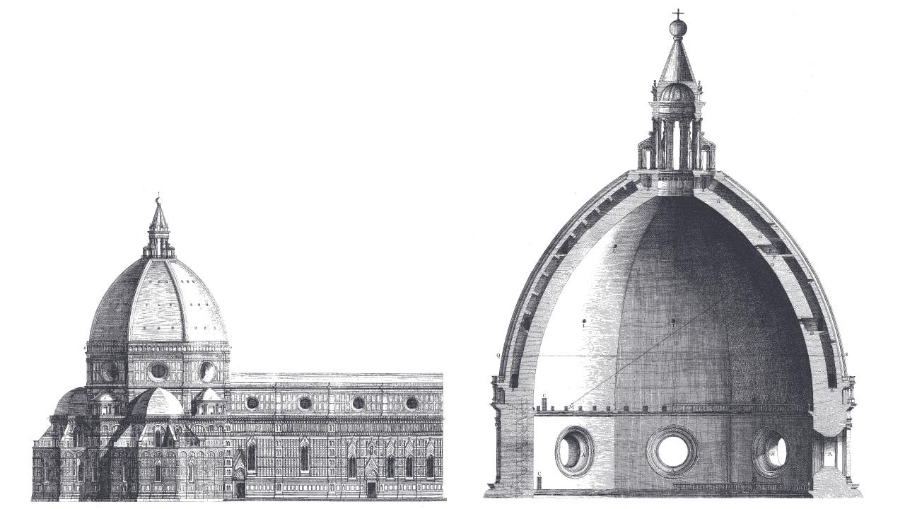 filippo brunelleschis dome its construction History other essays: filippo brunelleschi's dome & its construction.