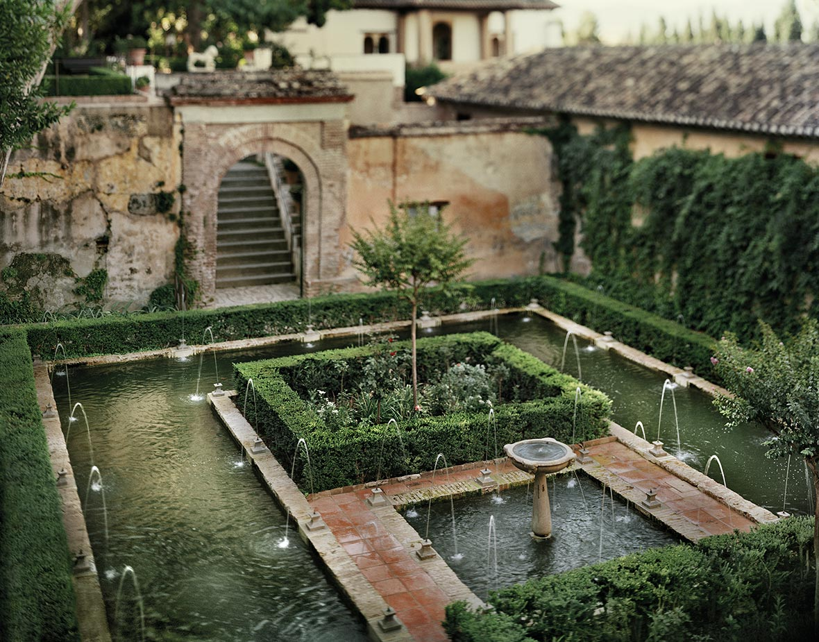 Islamic Gardens And Landscapes Timeless beauty of the alhambra jean laurent vs fernando manso tweets workwithnaturefo
