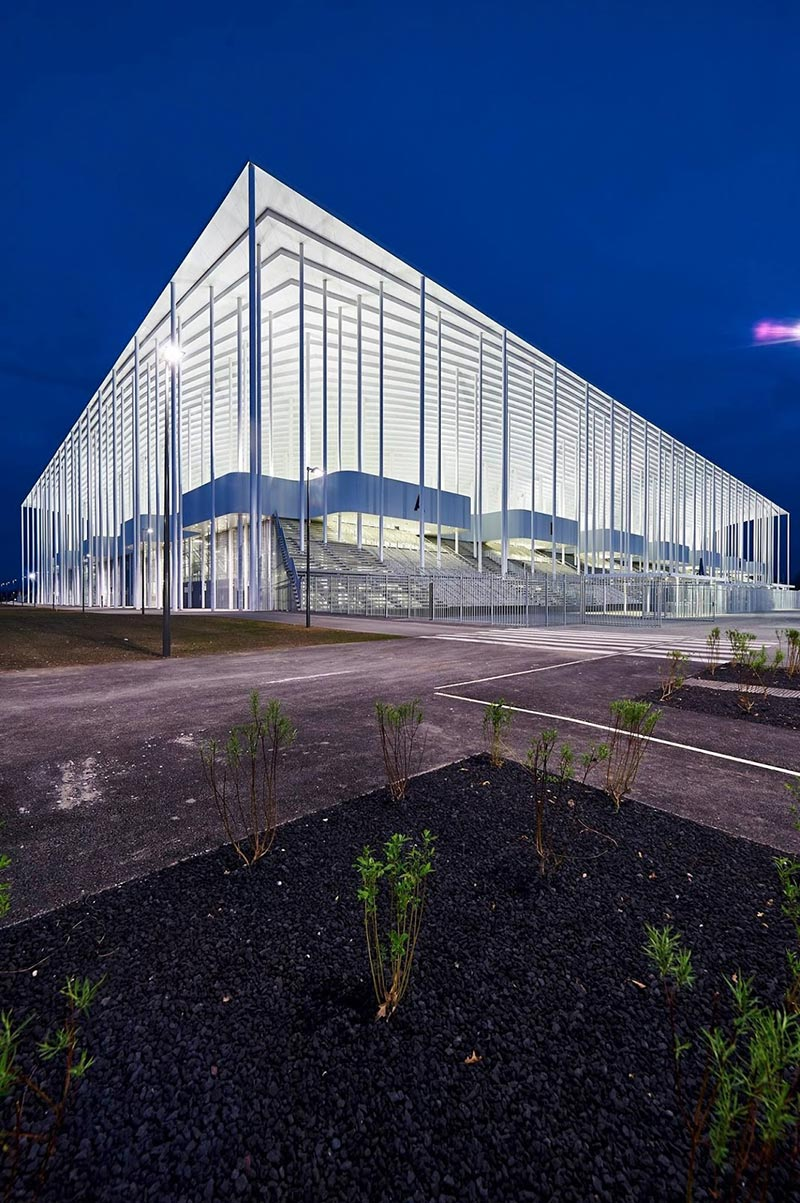 new bordeaux stadium by herzog de meuron metalocus. Black Bedroom Furniture Sets. Home Design Ideas
