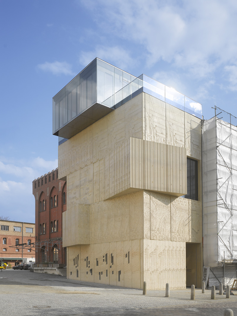 Architecture Drawing Museum Berlin the home of architectural drawing in berlin. | metalocus