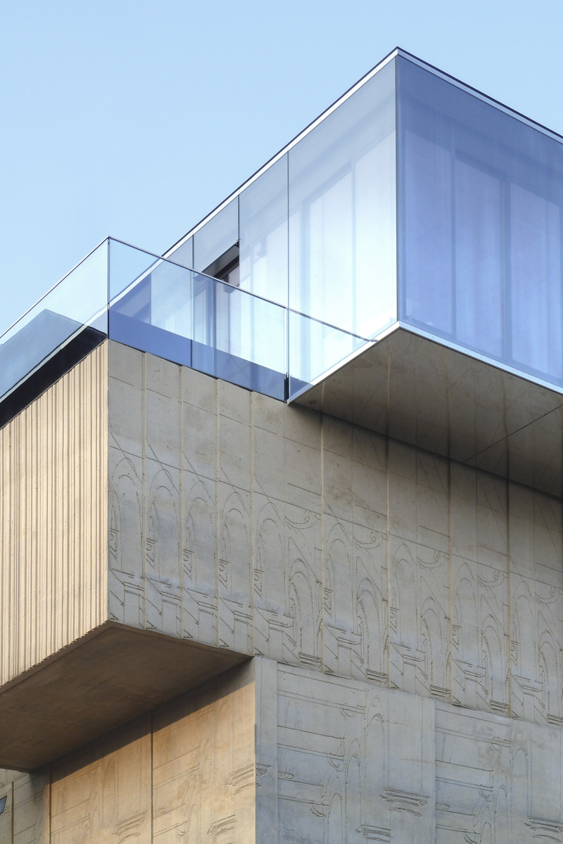 Museum For Architectural Drawing Berlin the home of architectural drawing in berlin. | metalocus
