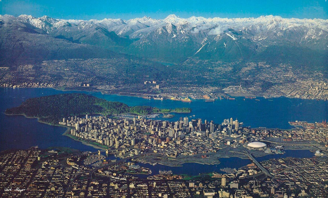 Vancouver Is The Latest City To Announce 100 Green Energy