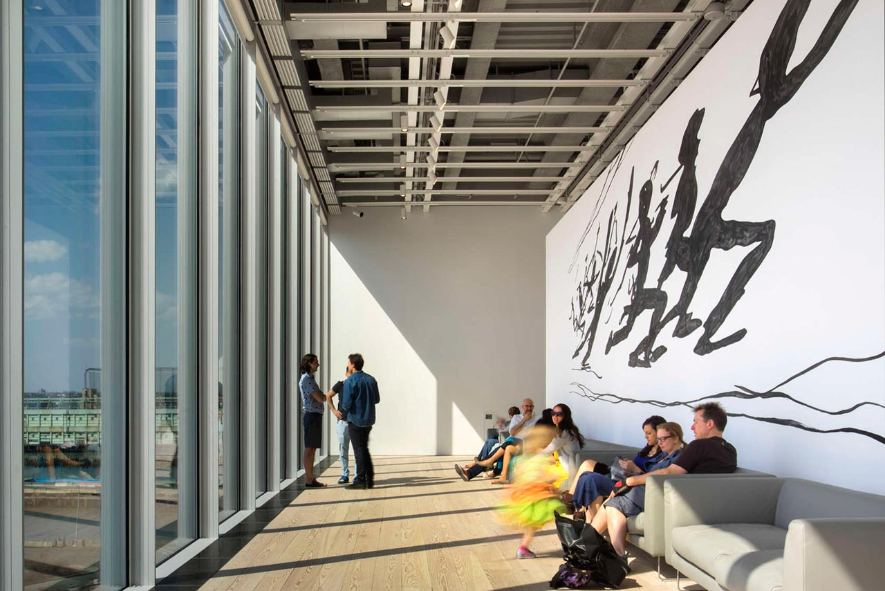 The New Whitney Museum By Renzo Piano Opens Its Doors