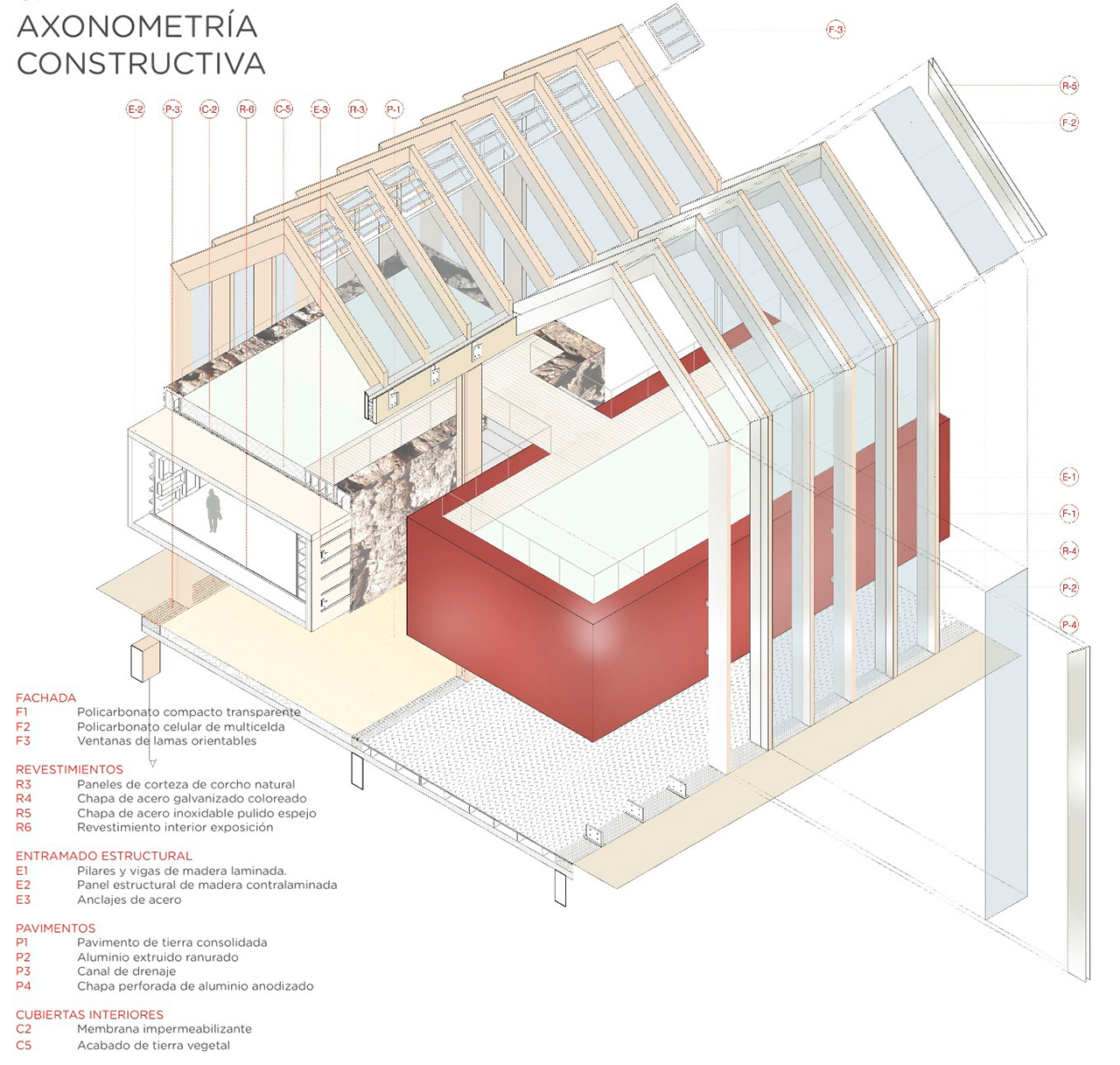 B720 dise ar el pabell n espa ol en expo milano 2015 - Eau arquitectura ...