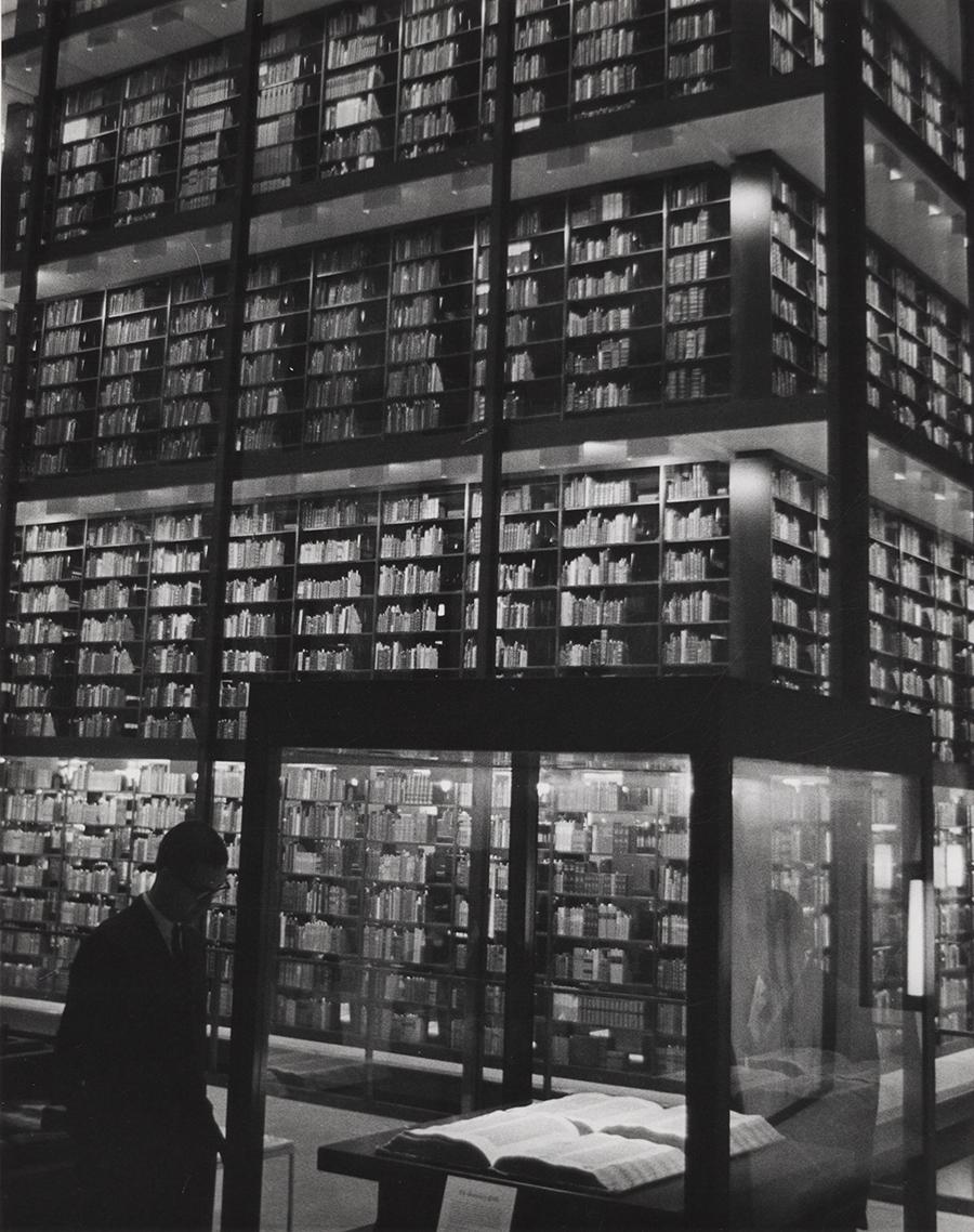 Biblioteca Beinecke De Libros Raros Y Manuscritos Metalocus