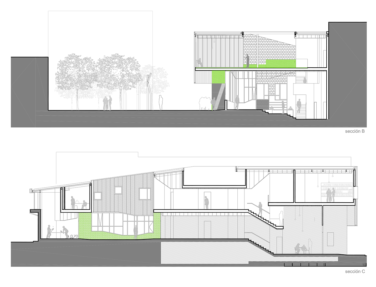 Centro juvenil casal de la juventud en novelda metalocus for Youth center architecture