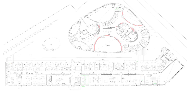 Kth New School Of Architecture By Tham Amp Videg 229 Rds Metalocus