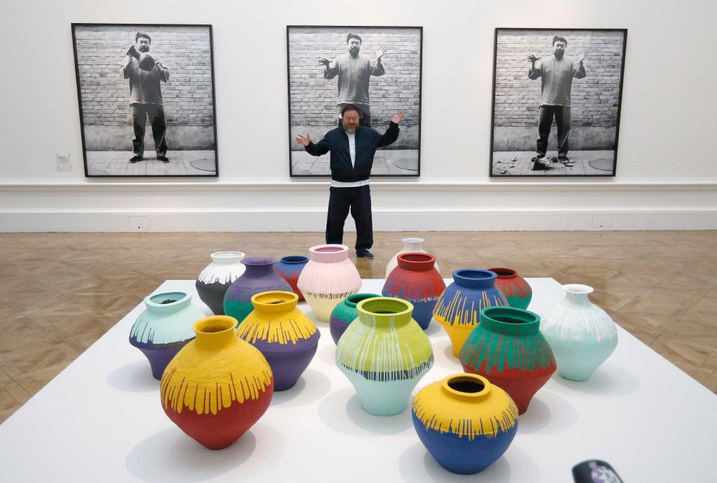 Ai Weiwei On London Vs Beijing The Artist And Their City Metalocus