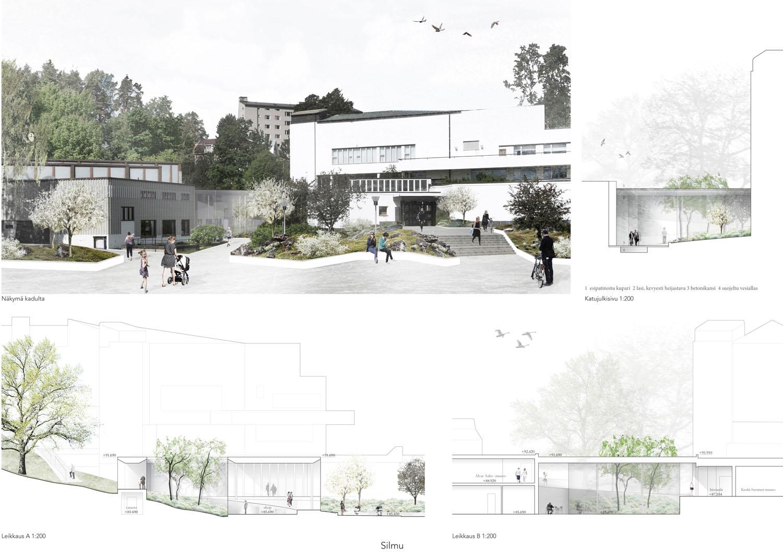 Nordic Style House Winners Chosen For Alvar Aalto Museum Extension Metalocus