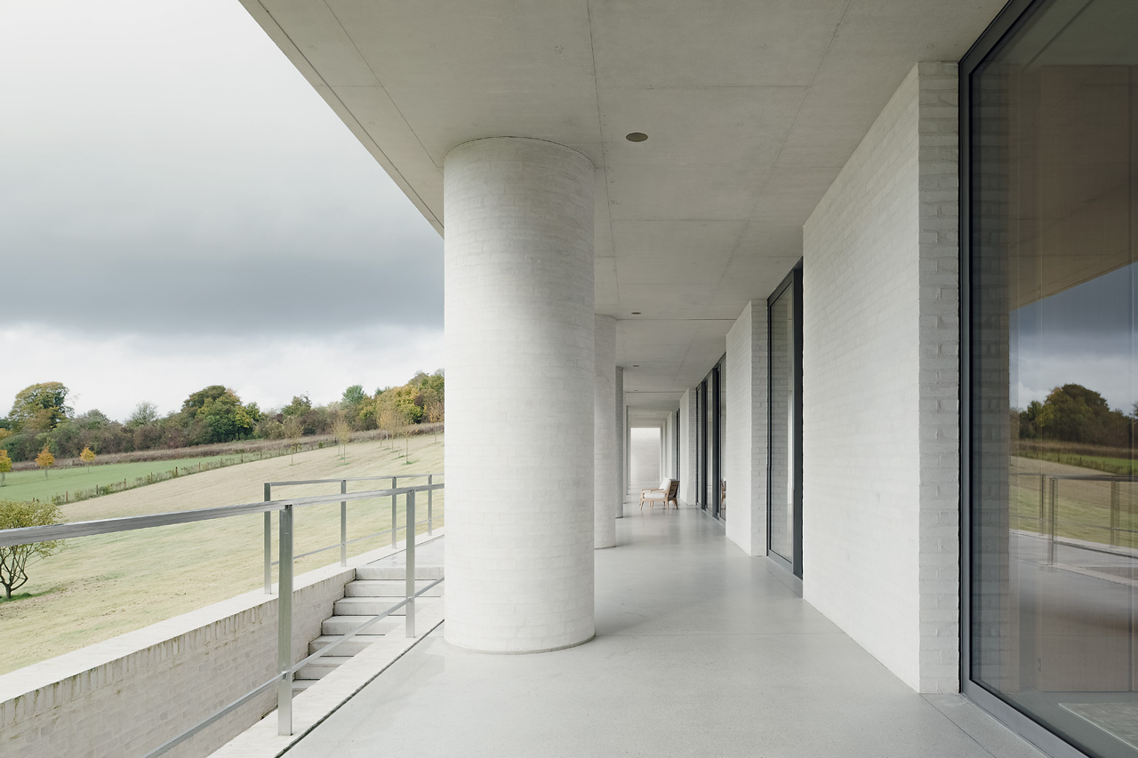 Casa fayland por david chipperfield architects metalocus for Chipperfield arquitecto