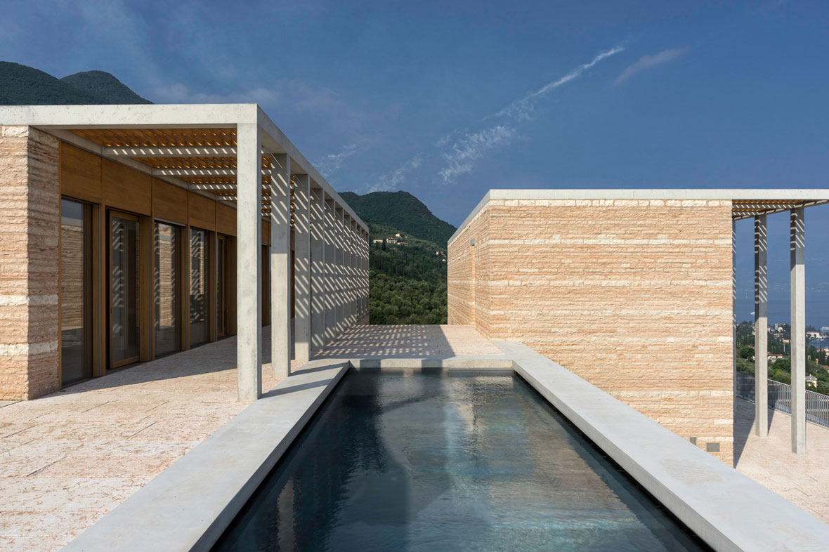 Los limoneros y el lago de garda villas eden por david for Chipperfield arquitecto