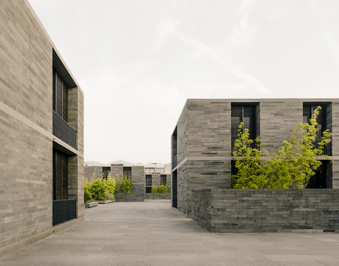 Xixi Wetland Estate Por David Chipperfield Metalocus