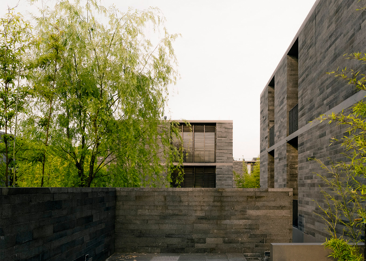 Xixi wetland estate por david chipperfield metalocus for Chipperfield arquitecto