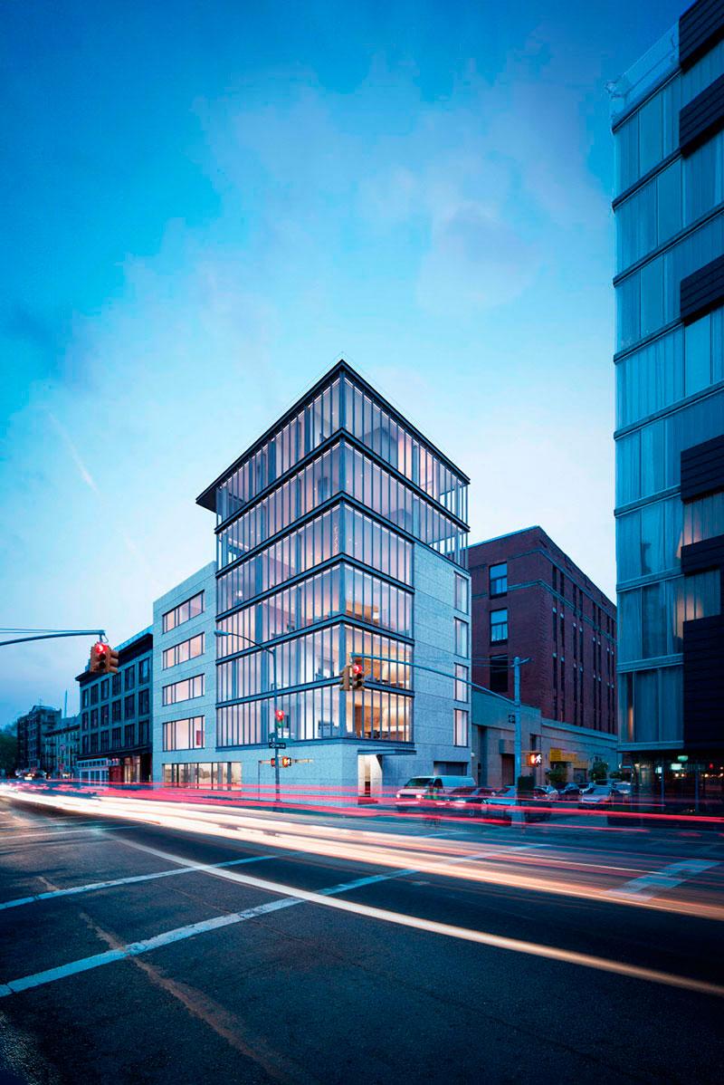 Edificio de viviendas de tadao ando en nolita nueva york metalocus - Pisos en new york ...