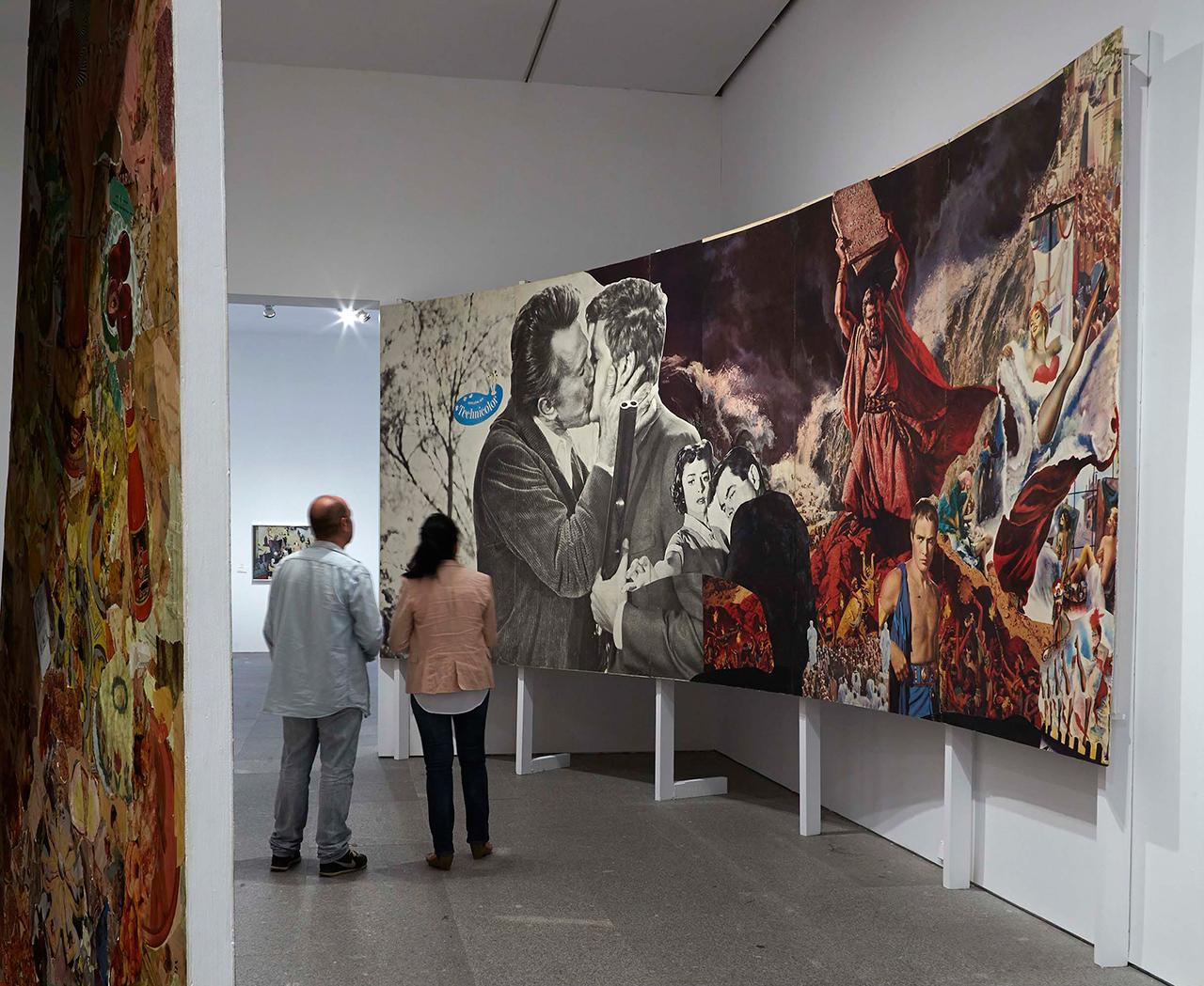 Reina sof a in madrid to host richard hamilton metalocus - Museo nacional centro de arte reina sofia ...
